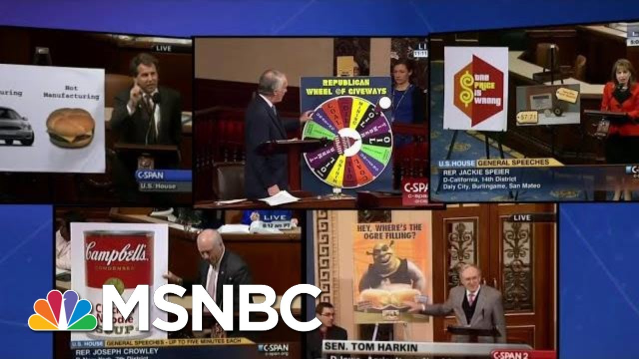 C-SPAN Turns 40: A Look Back At Its Best Moments | MTP Daily | MSNBC