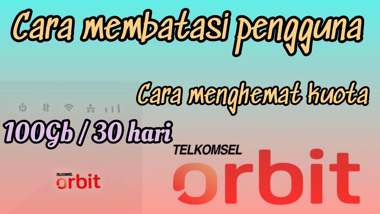 Download Cara menghemat kuota orbit | cara membatasi pengguna orbit #Membatasi #orbit