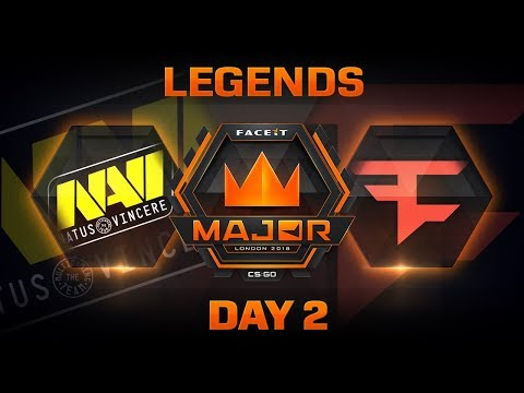 Natus Vincere vs FaZe Clan - FACEIT Major: London - BO1