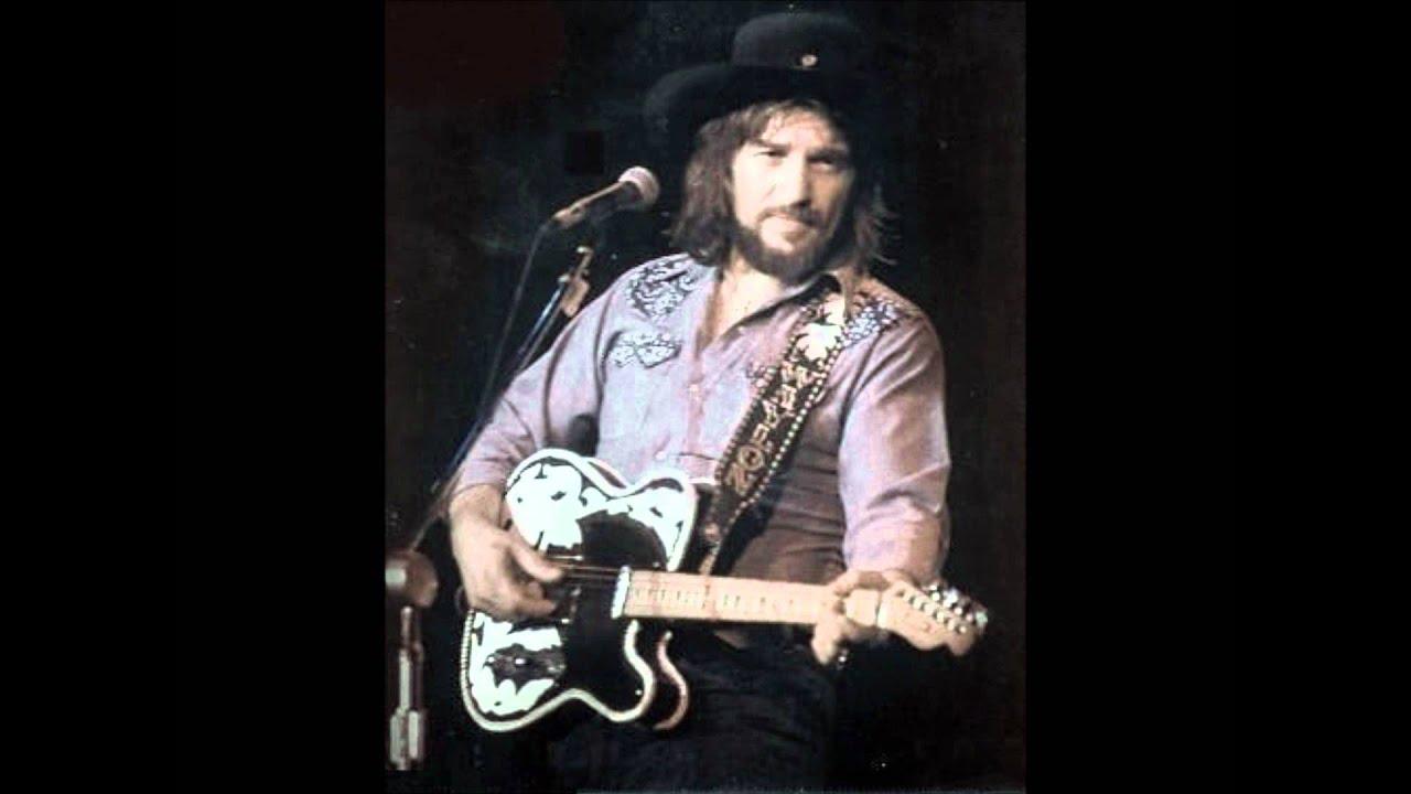 Waylon Jennings -