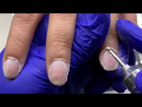 ASMR Cuticle/Nail Prep | EXTREMELY Satisfying