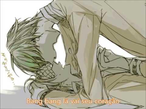 Bang bang Midorima x Takao
