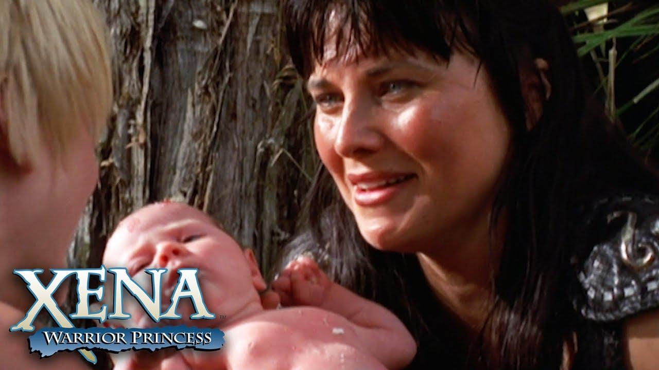 Download Xena Gives Birth   Xena: Warrior Princess