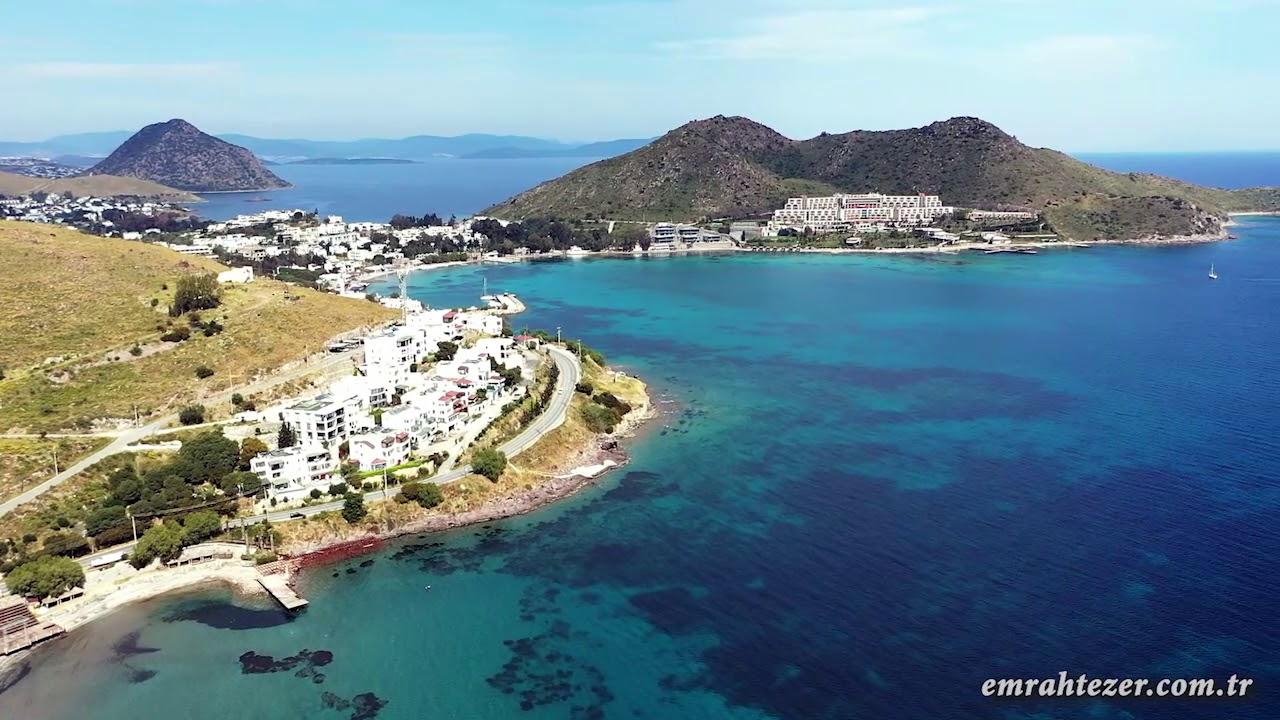Akçabük Koyu-Xanadu Adası-Meteor Plajı Akyarlar-Turgutreis/Bodrum-MUĞLA