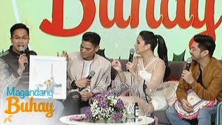 Magandang Buhay: Jay R, Nyoy and Tutti's gifts for Maxene