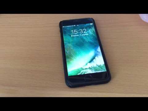 Iphone ios10 при входящем звонке не загорается экран