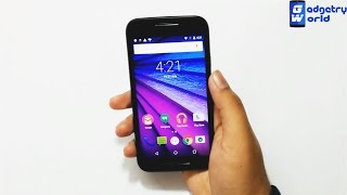 Moto G 3rd Gen (2015) Unboxing & First Impressions