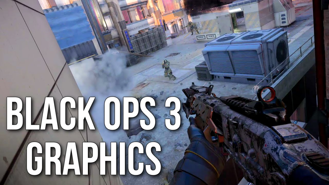 Call Of Duty Black Ops 3 Graphics Aesthetics Ps4 Pc Gameplay