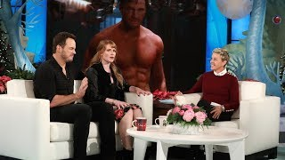 Chris Pratt & Bryce Dallas Howard's Kids Are BFFs