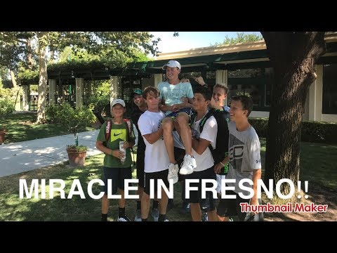 DAYS IN THE LIFE: FRESNO TRIP