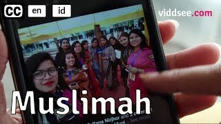 Muslimah - Documentary Indonesia Short Film // Viddsee.com