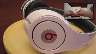 Review - Monster Beats by Dr Dre Studio Headphones(Hey guys! This is my review of the Monster Beats by dr dre studio headphones. Also be sure to check out my unboxing! These are the Studio edition in white, ..., 2010-10-04T21:53:00.000Z)