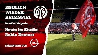 Endlich wieder Heimspiel! | Das neue 05er Magazin | #M05FCA | 1. FSV Mainz 05