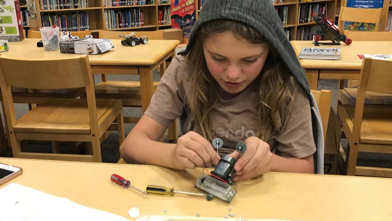 March 27, 2018 - Lakeland Village STEM