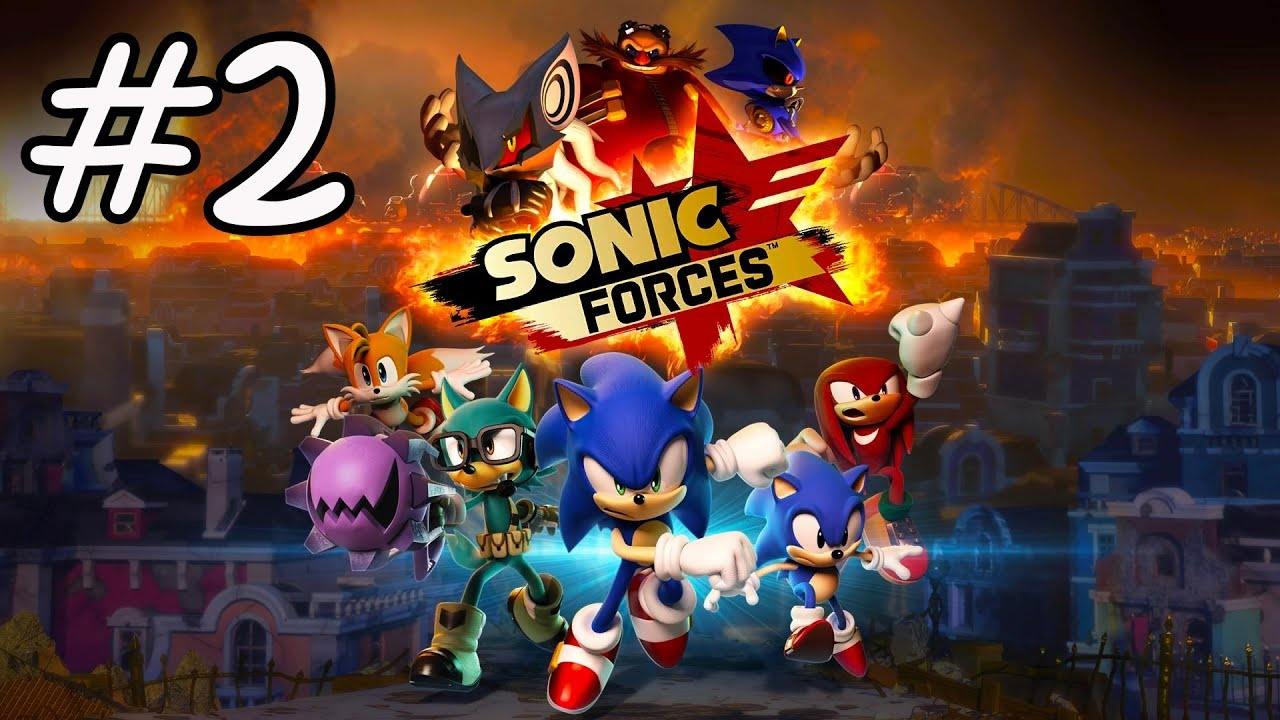 Sonic Forces Gameplay Espanol Videos De Juegos Para Ninos