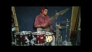 august alsina song cry drum cover