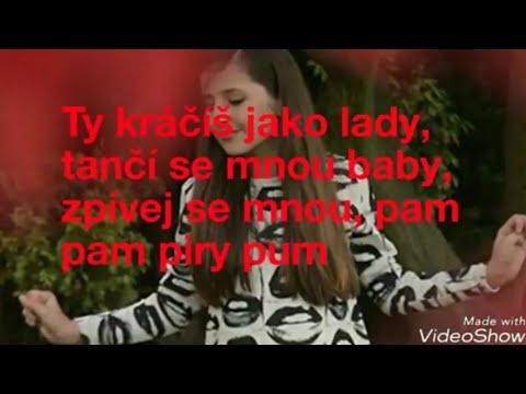 Tereza Drábková - Krásný den lyrics