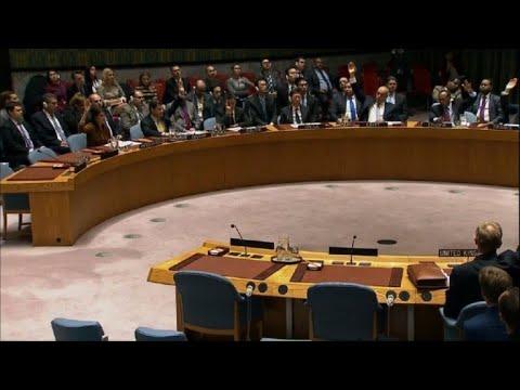 ONU: veto russe aux enquêtes sur les armes chimiques en Syrie