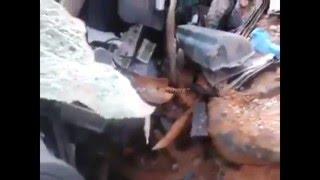 حادث مشرية ولاية النعامة