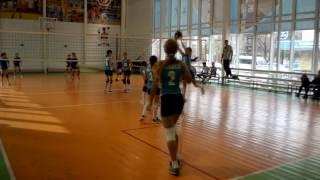 Краснодарский край. Девочки 2005-2006г.р. Абинск - Кирпильская 2:0.