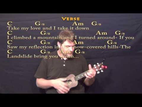 Landslide (Fleetwood Mac) Ukulele Cover Lesson