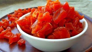 Цукаты из Тыквы. Цукаты Рецепт. Pumpkin сandied fruits. Рецепты из Тыквы.