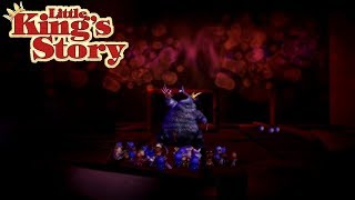Little King's Story - Last Boss - The Rat King + Ending