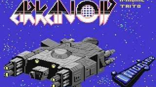 C64 Arkanoid Music