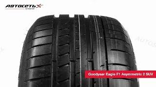 Обзор летней шины Goodyear Eagle F1 Asymmetric 2 SUV ● Автосеть ●