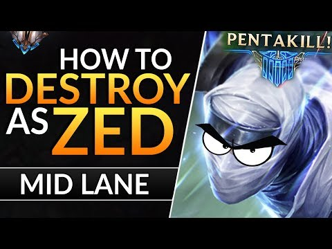 The ULTIMATE ZED