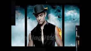 Tu Hi Junoon    DHOOM 3   Aamir Khan   Katrina Kaif new 2014