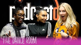 Naya Rivera Reveals All In A Rapid-Fire Game! | The Dance Room