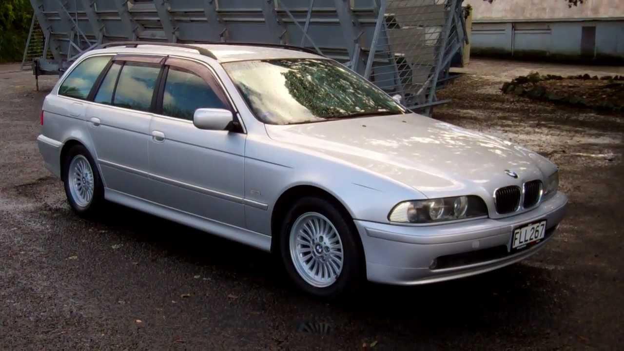 2001 Bmw 525 Touring Wagon 1 No Reserve Cash4cars