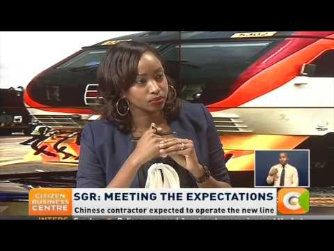 Business Centre | SGR: Meeting the expectations