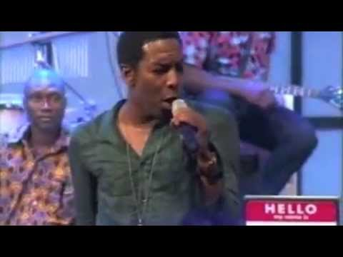 Deitrick Haddon Performs Well Done Live in Ghana (SING OUT 2012)