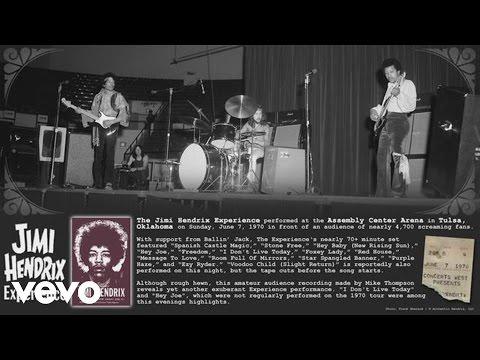 Jimi Hendrix - Spanish Castle Magic (Tulsa, OK 1970) (Audio)