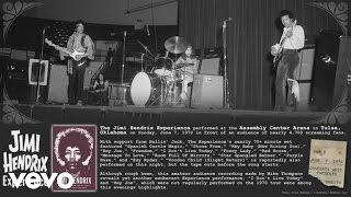 Jimi Hendrix - Spanish Castle Magic (Tulsa, OK 1970)