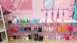 시크릿 쥬쥬 신발쇼핑놀이, 신발가게놀이 슈즈샵,   이…