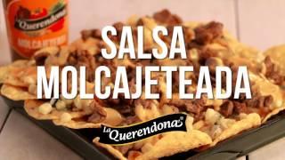 Los mejores nachos - arrachera