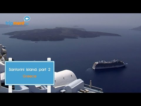 Santorini travel guide (Greece): Villages and Sights
