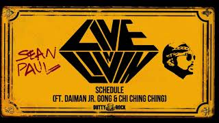08 Sean Paul -  Schedule ft. Damian Marley & Chi Ching Ching (Live N Livin')