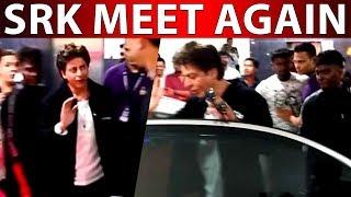 Shah Rukh Khan in Atlee office