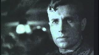 Темная ночь HD Марк Бернес Песня из фильма Два бойца Tiomnaya Noch Mark Bernes Russian Romantic Song