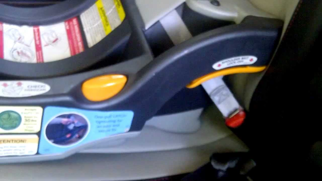 Installing Car Seats In The Chevy Equinox Is Simple