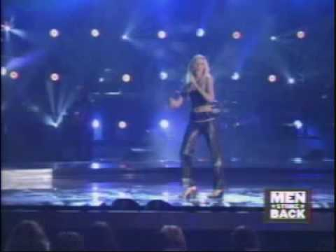 Christina Aguilera Live (I Turn To You + What A Girl Wants)