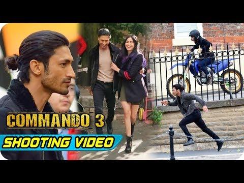 Commando 3 || Shooting Action Scene Leaked || Vidyut Jammwal || Adah Sharma Mp3
