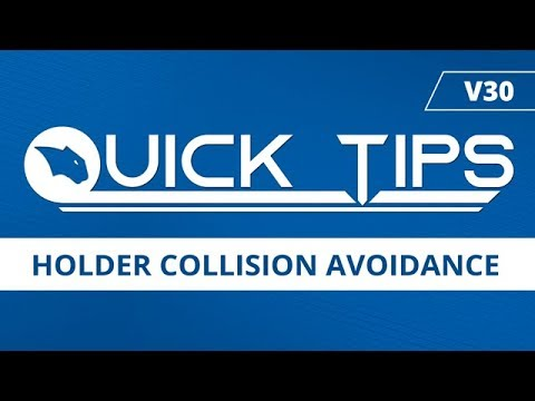 Holder Collision Avoidance- BobCAD CAM Quick Tip