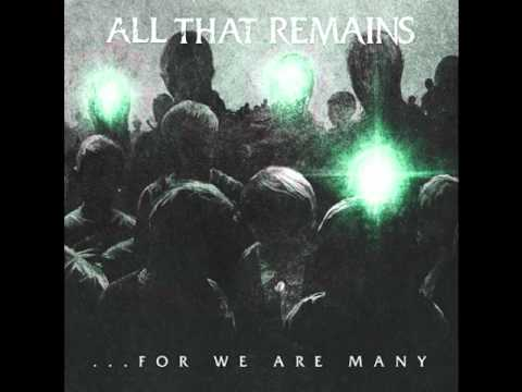All That Remains - For We Are Many (including Now Let Them Tremble - intro)