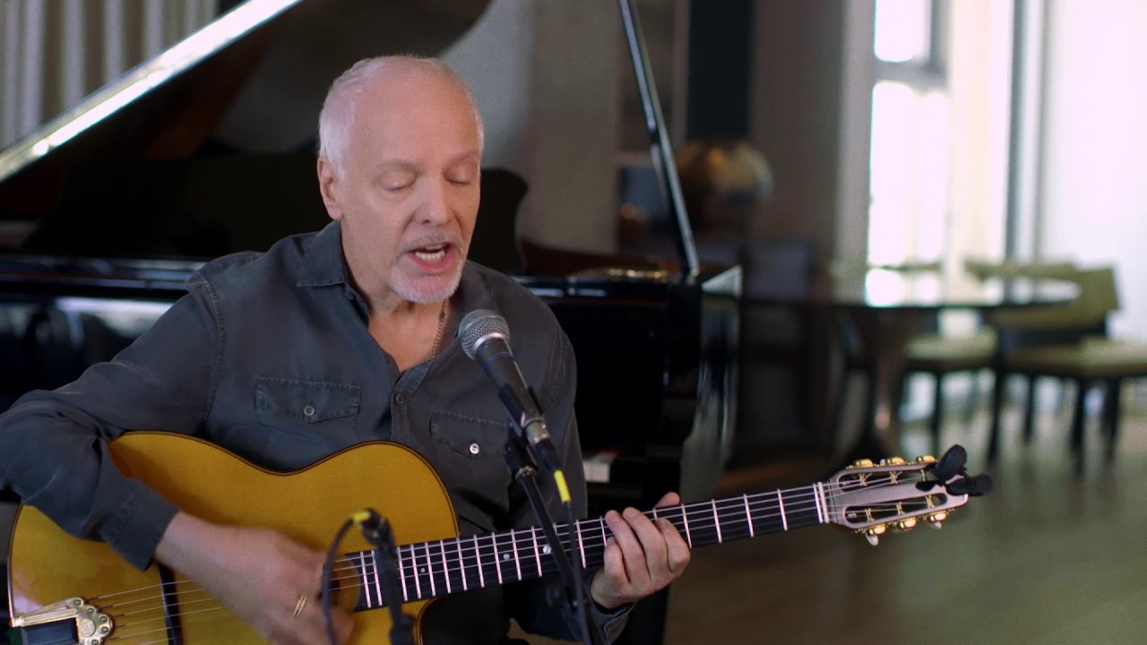 Peter Frampton - I Saved A Bird Today (Acoustic)