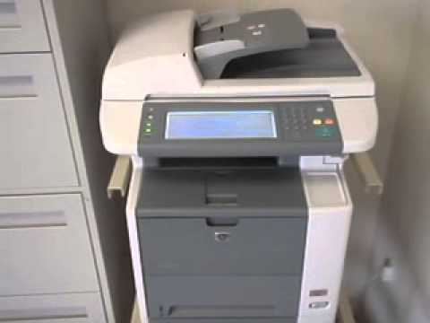 hp laserjet m3035 mfp drivers download